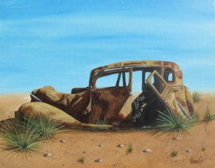 Steve's Off Road Vehicle Commission Private Collection by Nathalie Kelley